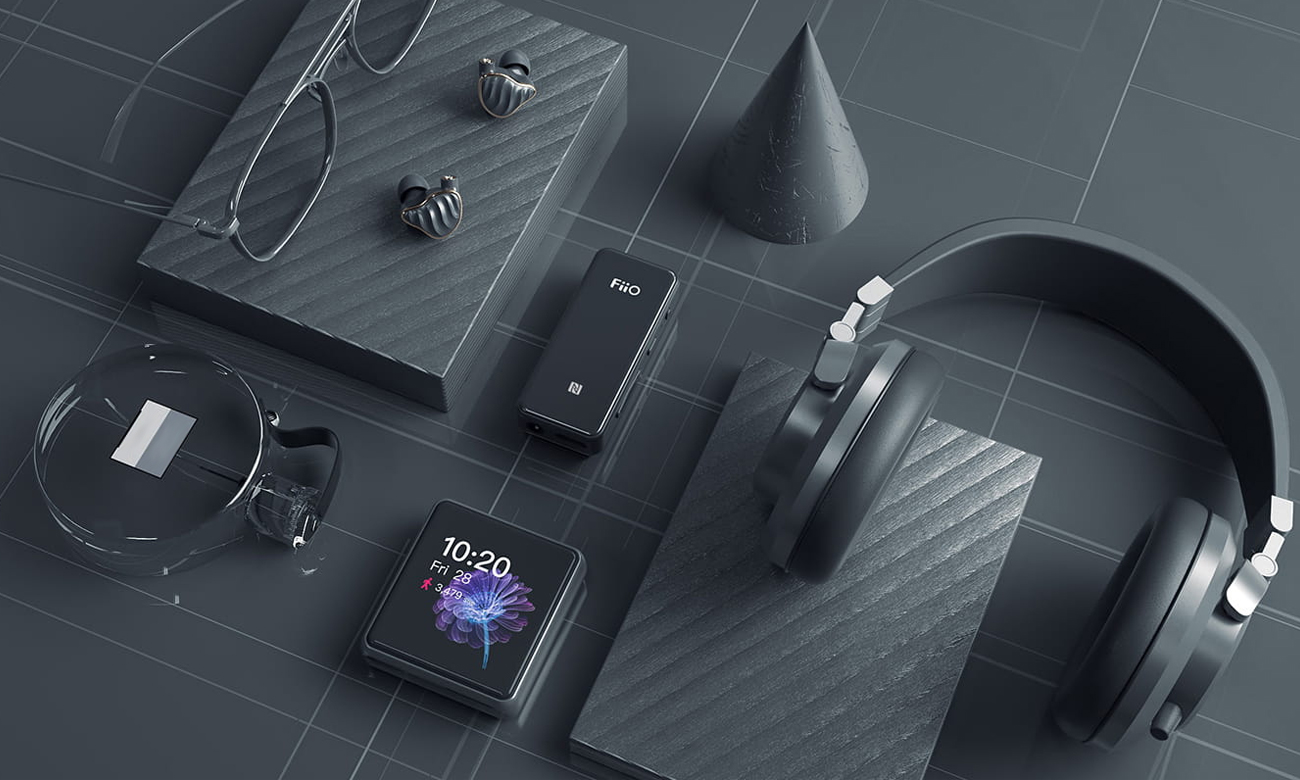 Odtwarzacz MP3 z łącznością Bluetooth FiiO M5