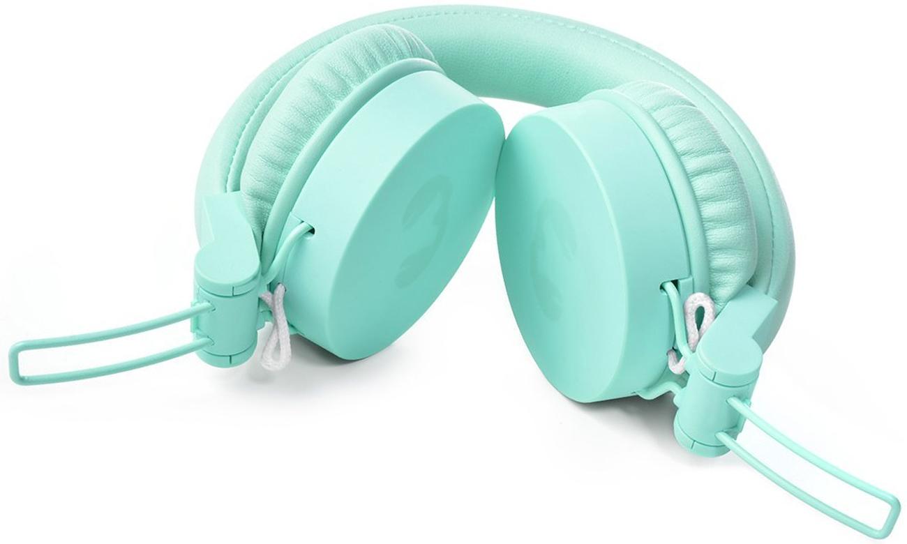 Wygodne słuchawki nauszne Fresh n Rebel Caps Peppermint różowe