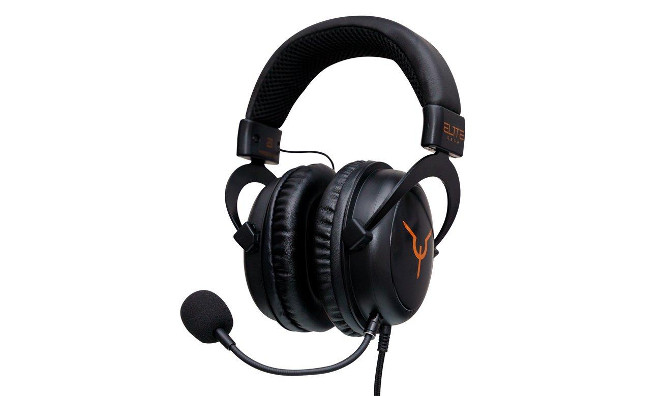 Słuchawki nauszne do monitoringu ISK Elite Gear Eclipse One