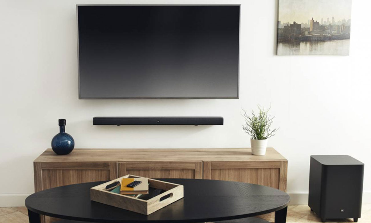 Soundbar z Bluetooth JBL BAR 3.1 do telewizora