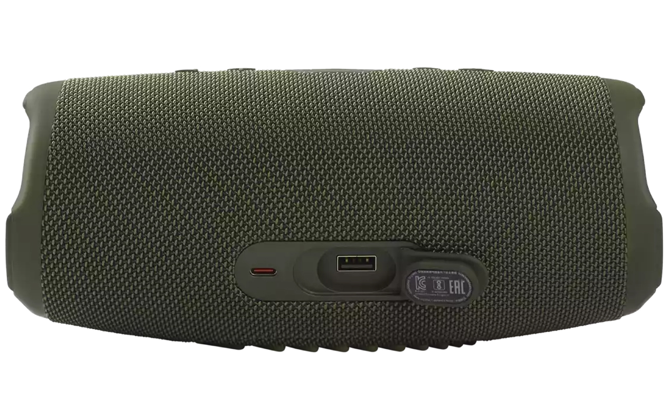 Głośnik przenośny JBL CHARGE 5 green