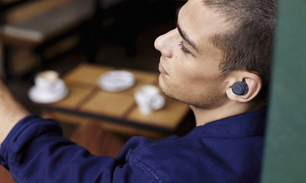 Słuchawki dokanałowe JBL LIVE 300TWS z Bluetooth