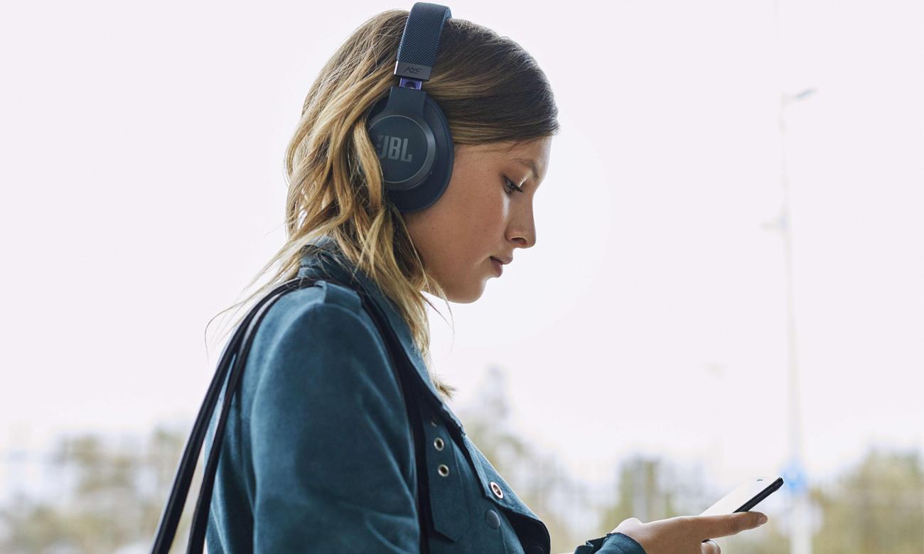 Słuchawki bezprzewodowe JBL LIVE 650BTNC