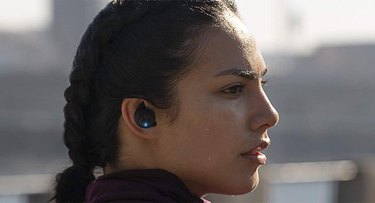 Niewielkie słuchawki dla sportowców JBL Under Armour Flash X