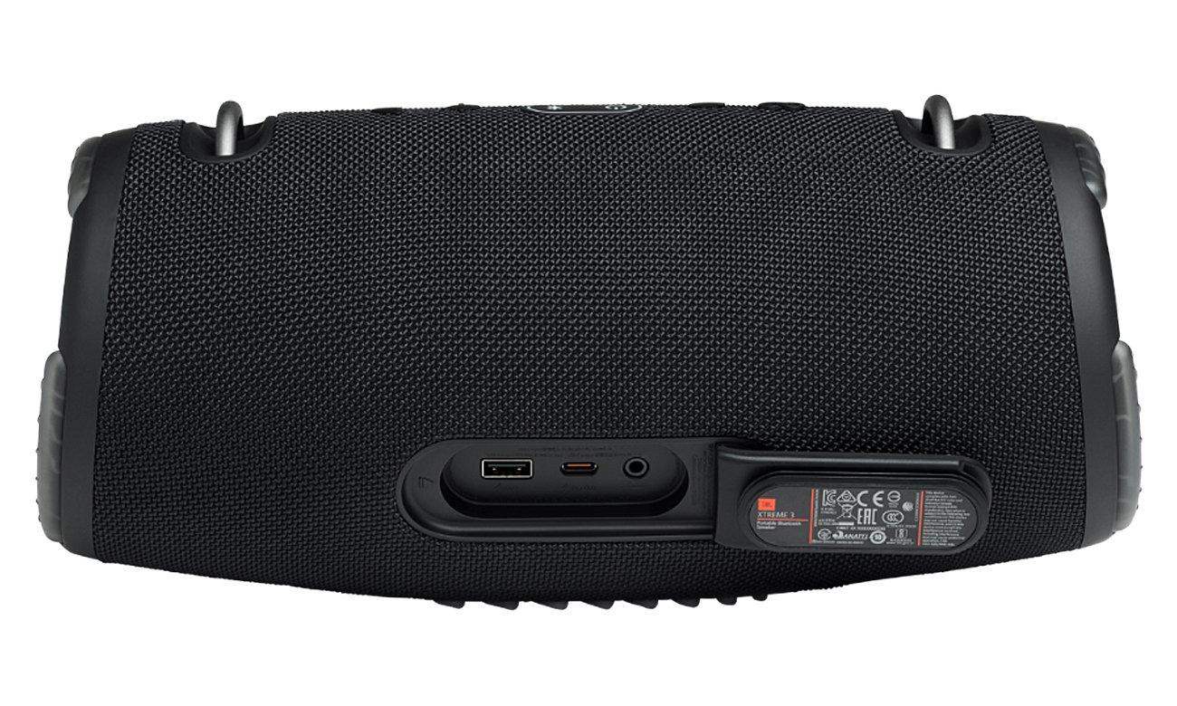 Głośnik JBL Xtreme 3 z mikrofonem