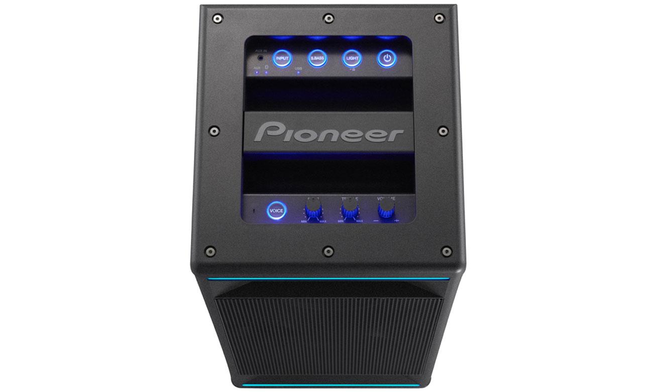 Aplikacja do głośnika bezprzewodowego Pioneer CLUB 5