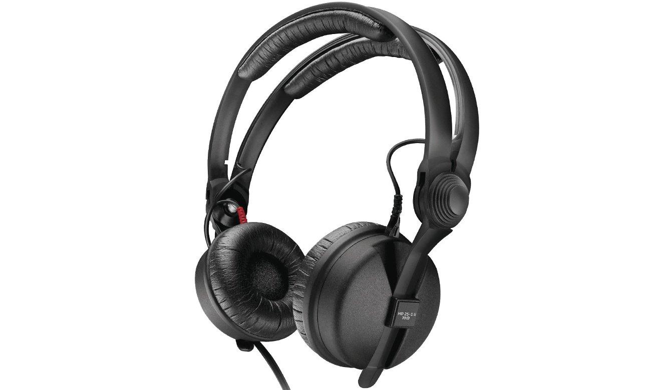 Nauszne słuchawki monitorowe Sennheiser HD 25-1 II Basic Edition