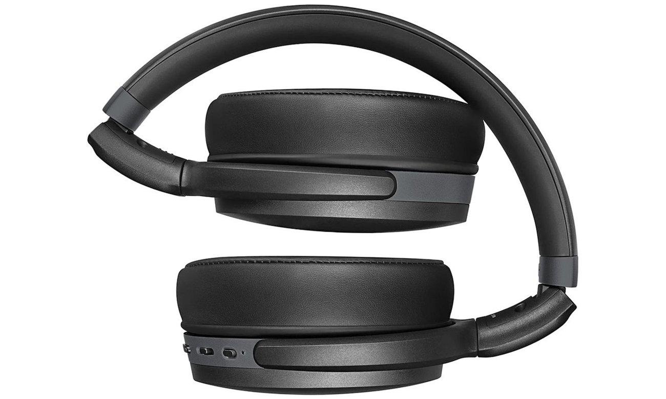 Wygodne słuchawki wokółuszne Sennheiser HD 4.40 BT