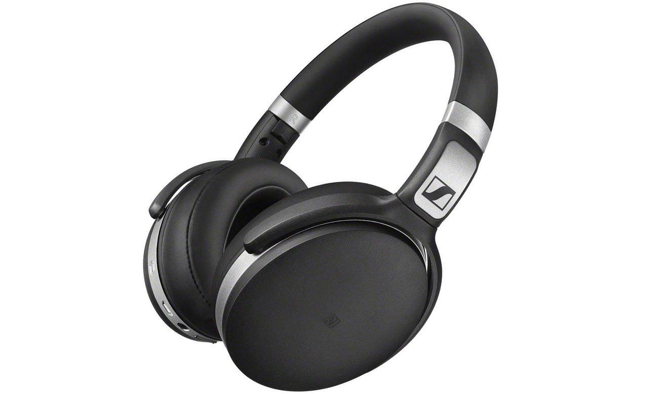 Słuchawki bezprzewodowe Sennheiser HD 4.50 BTNC czarne