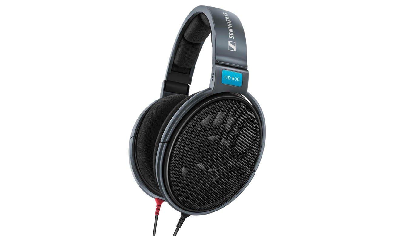 Stereofoniczne słuchawki Hi-Fi Sennheiser HD 600