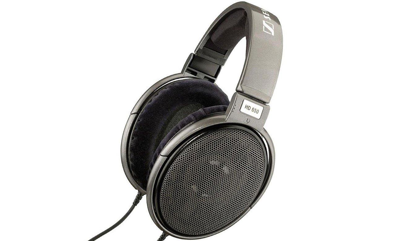 Stereofoniczne słuchawki Hi-Fi Sennheiser HD 650