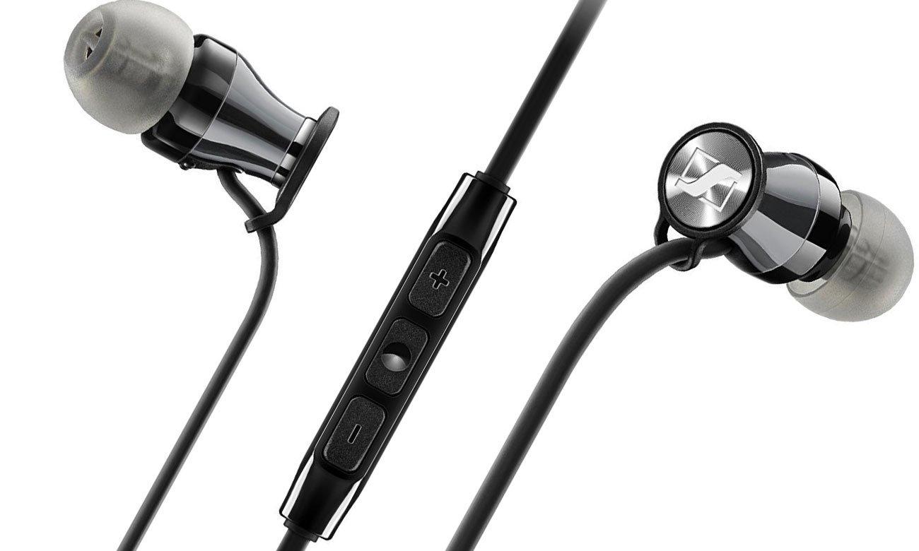Słuchawki dokanałowe Sennheiser Momentum In-Ear M2 IEi czarne