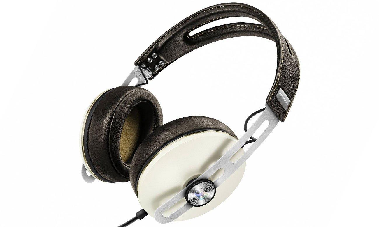 Słuchawki nauszne Sennheiser Momentum M2 AEi białe