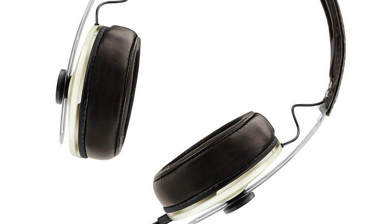 Detaliczny dźwięk suchawek Sennheiser M2 AEi