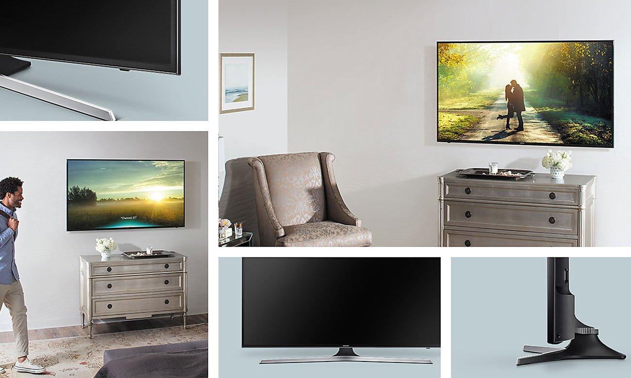 Upscaling w telewizorze Samsung UE43MU6102