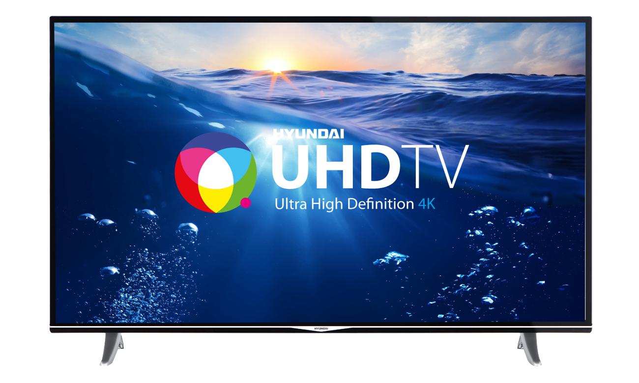 Telewizor Ultra HD Hyundai ULS49TS298