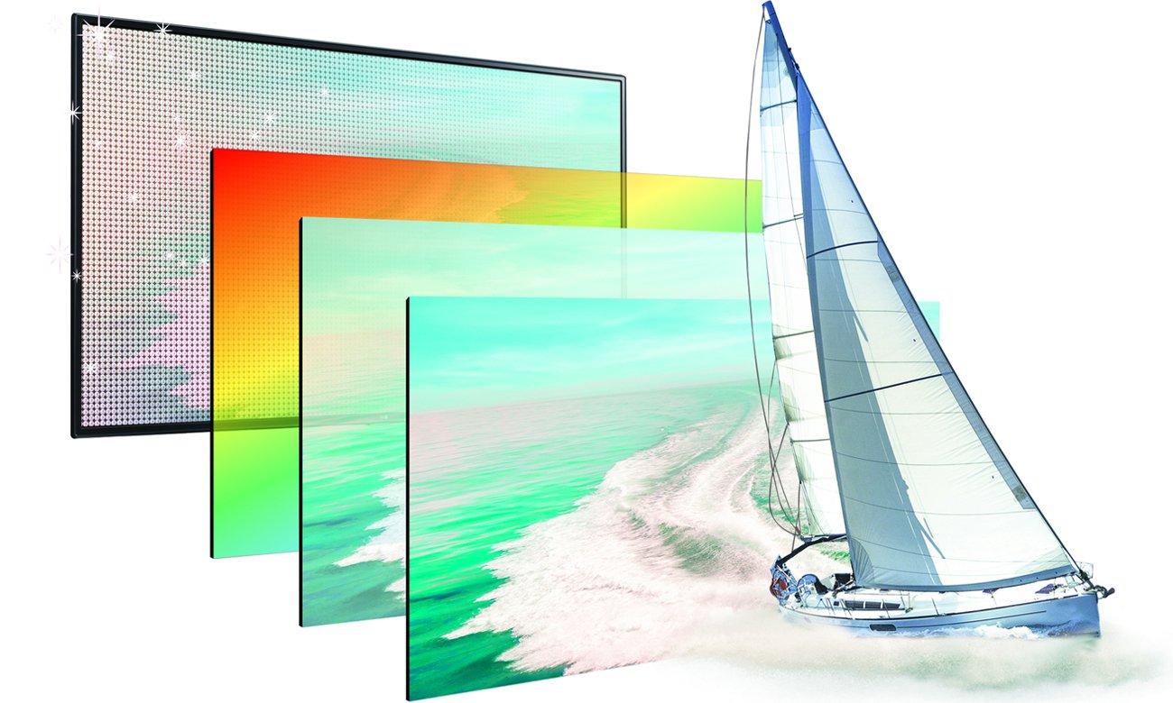 Płynny obraz w telewizorze LG 43LH510V
