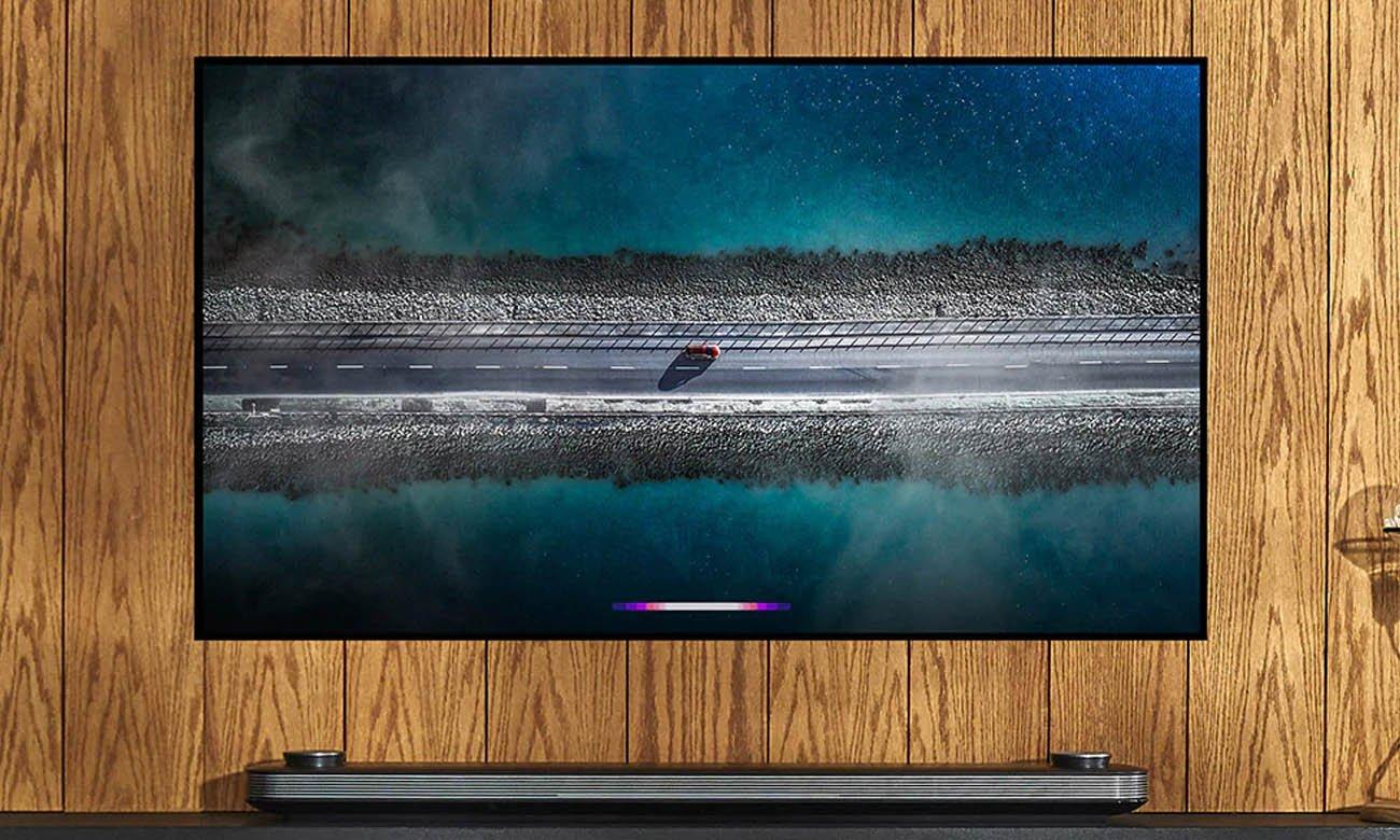 Sztuczna inteligencja w telewizorze LG 49SM8050 AI