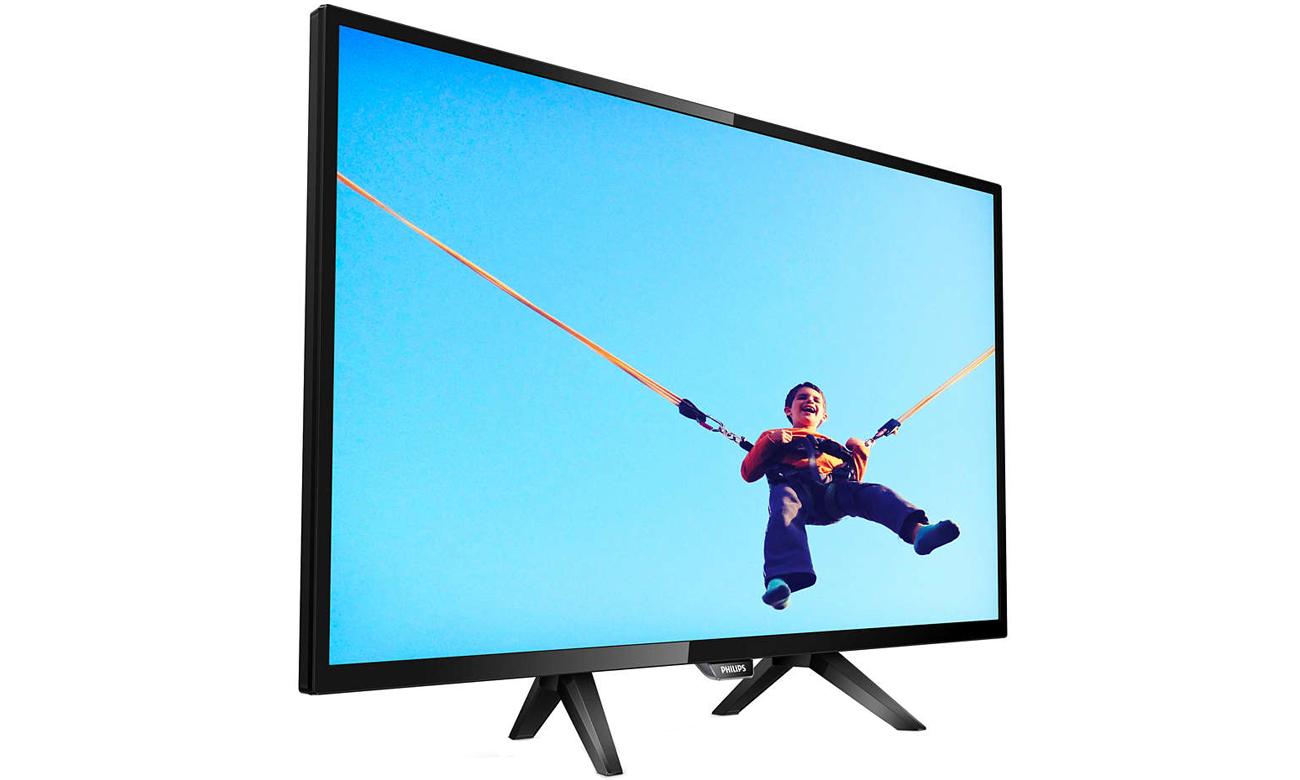 Cienki telewizor Philips 43PFS5302