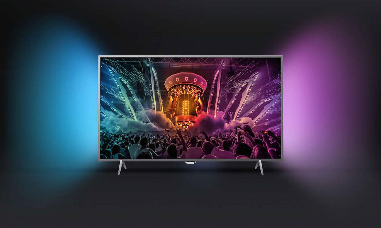 Cieniki telewizor Philips 55PUS6401