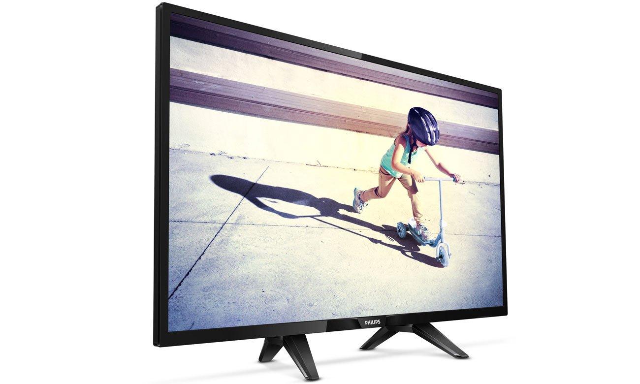Konstrukcja 32 calowego telewizora Philips 32PFT4132
