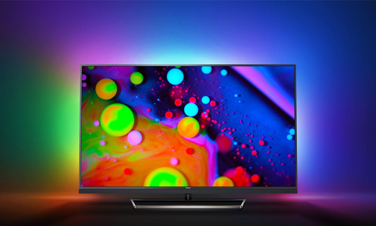 Telewizor Philips 49PUS7502 z technologią HDR Premium