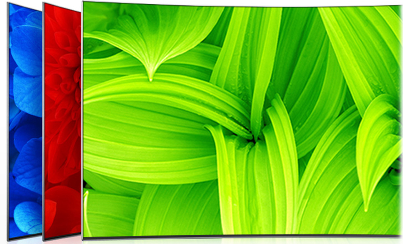 Funkcja Samsung Wide Color Enhancer Plus w telewizorze Samsung UE32K5100