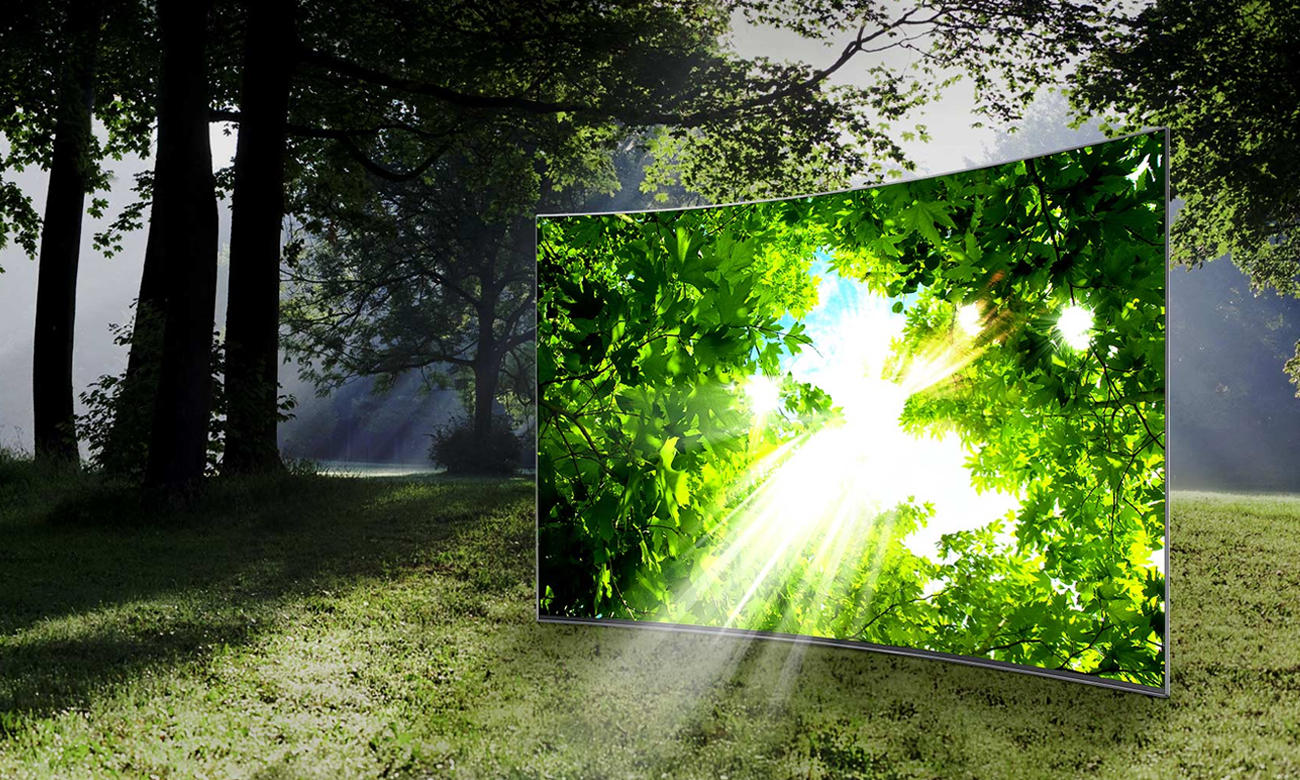 Technologia HDR w telewizorze Samsung UE40KU6400