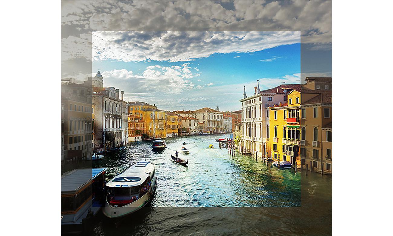 Funkcja Contrast Enhancer w tv Samsung UE43M5502