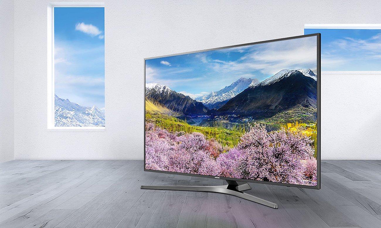 Telewizor Ultra HD Samsung UE49MU6402UXXH 49 calowy