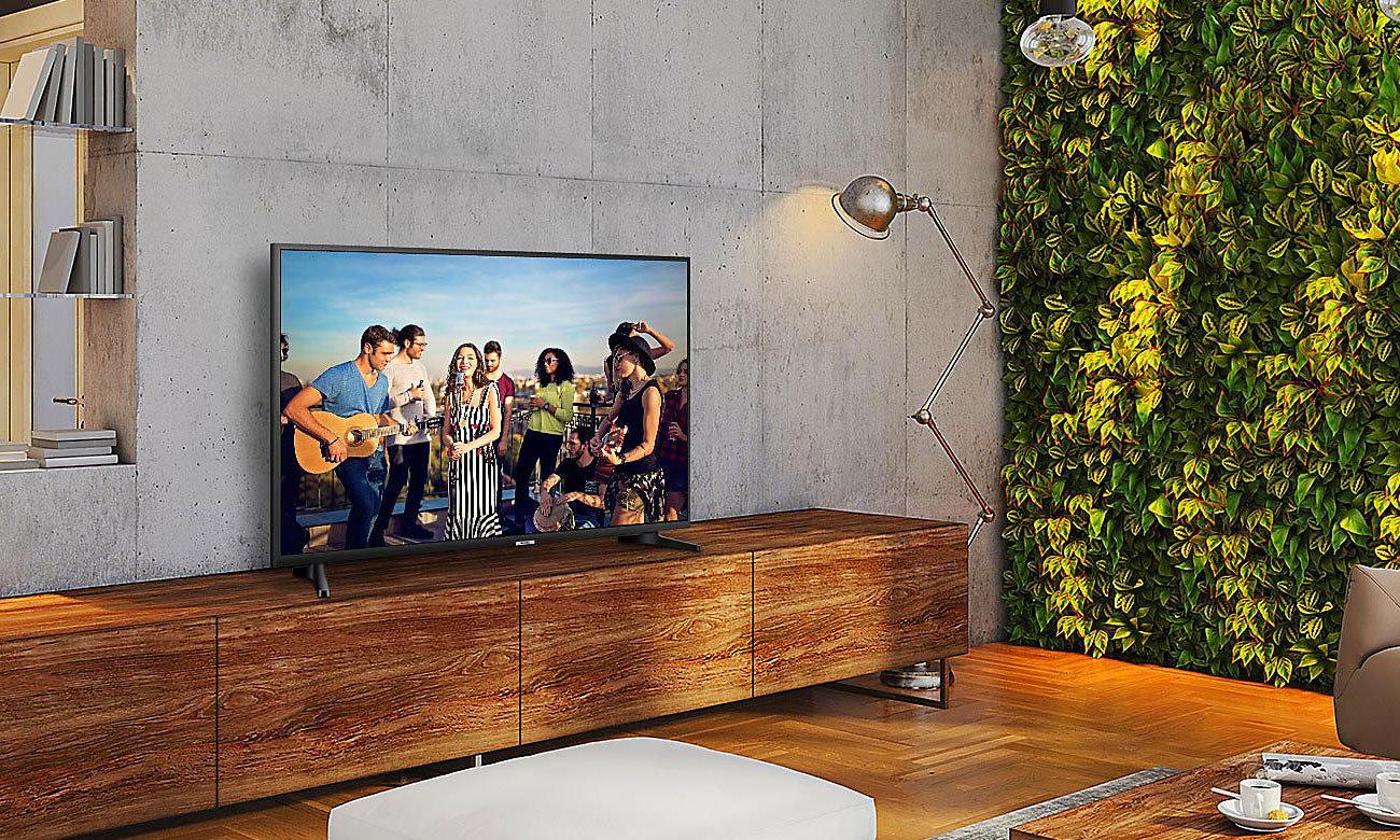 Technologia HDR w telewizorze Samsung UE55NU7093