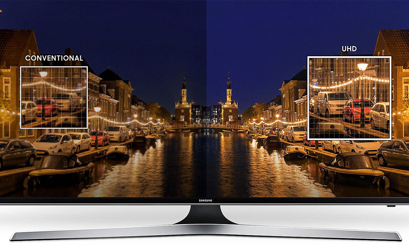 Technologia 4K w telewizorze Samsung UE65MU6102