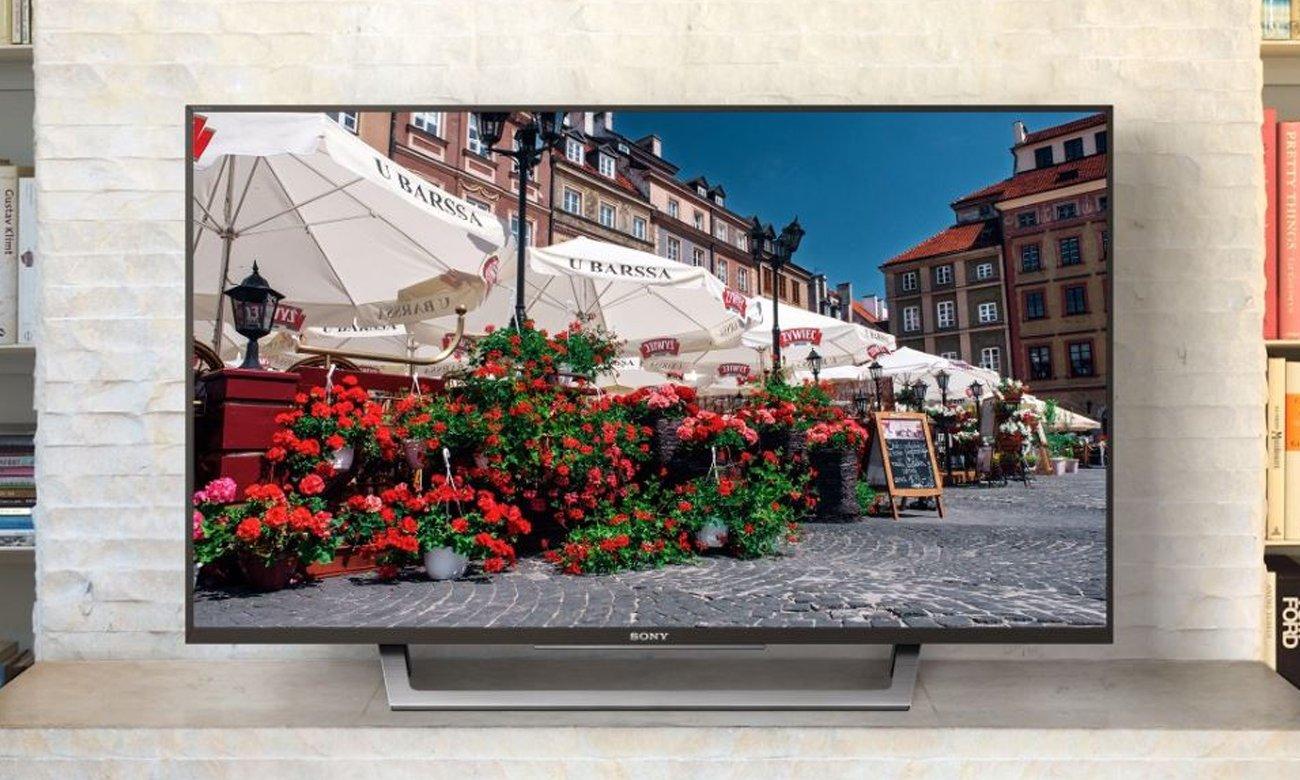 Technologia X-Reality PRO w telewizorze Sony KDL-32WD755