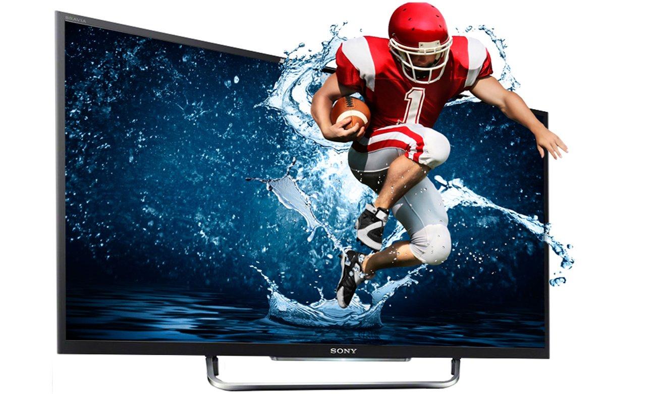 Telewizor 3D Sony KDL-55W809C