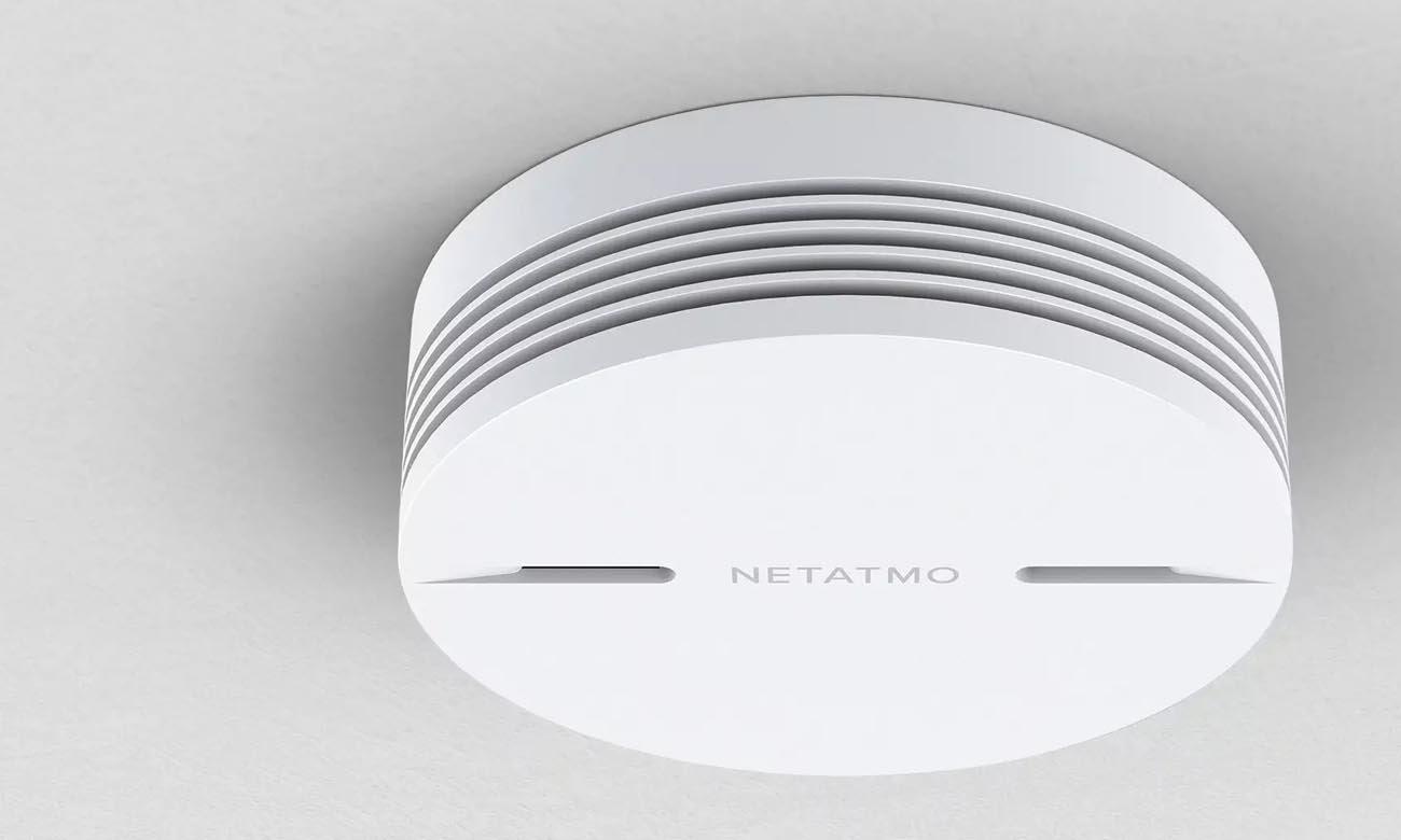 NetAtmo Smart Smoke Alarm inteligentny czujnik dymu