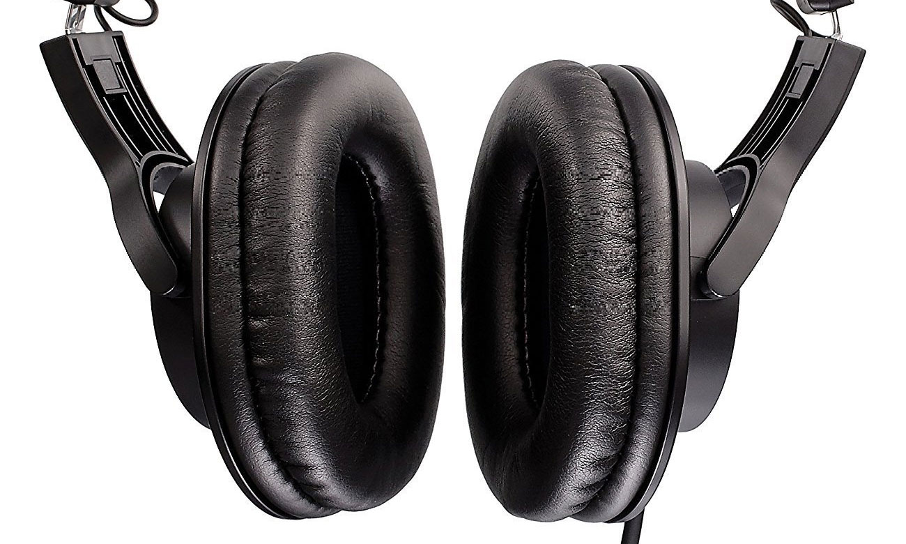 Wokółuszne słuchawki Audio-Technica ATH-M20X