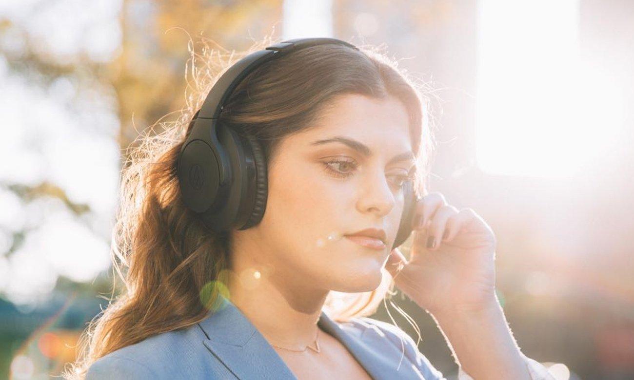 Słuchawki bezprzewodowe Audio-Technica ATH-ANC700BT