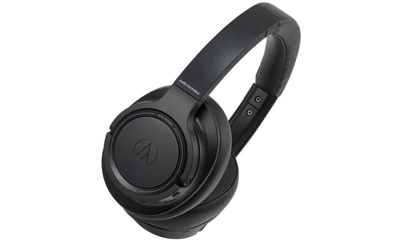 Aktywna redukcja szumów w słuchawkach Audio-Technica ATH-SR50BT
