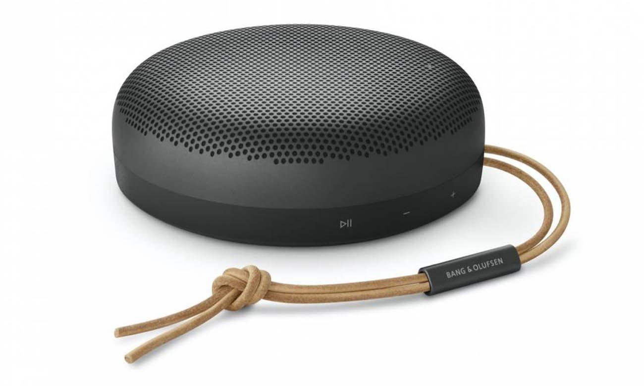 Dźwięk True360 w głośniku bezprzewodowym Bang&Olufsen BEOSOUND A1 2nd Gen