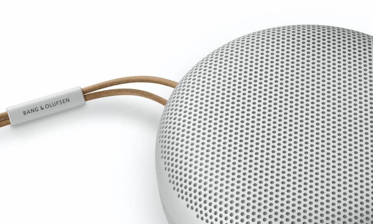 Elegancki i minimalistyczny głośnik bezprzewodowy Bang&Olufsen BEOSOUND A1 2nd Gen