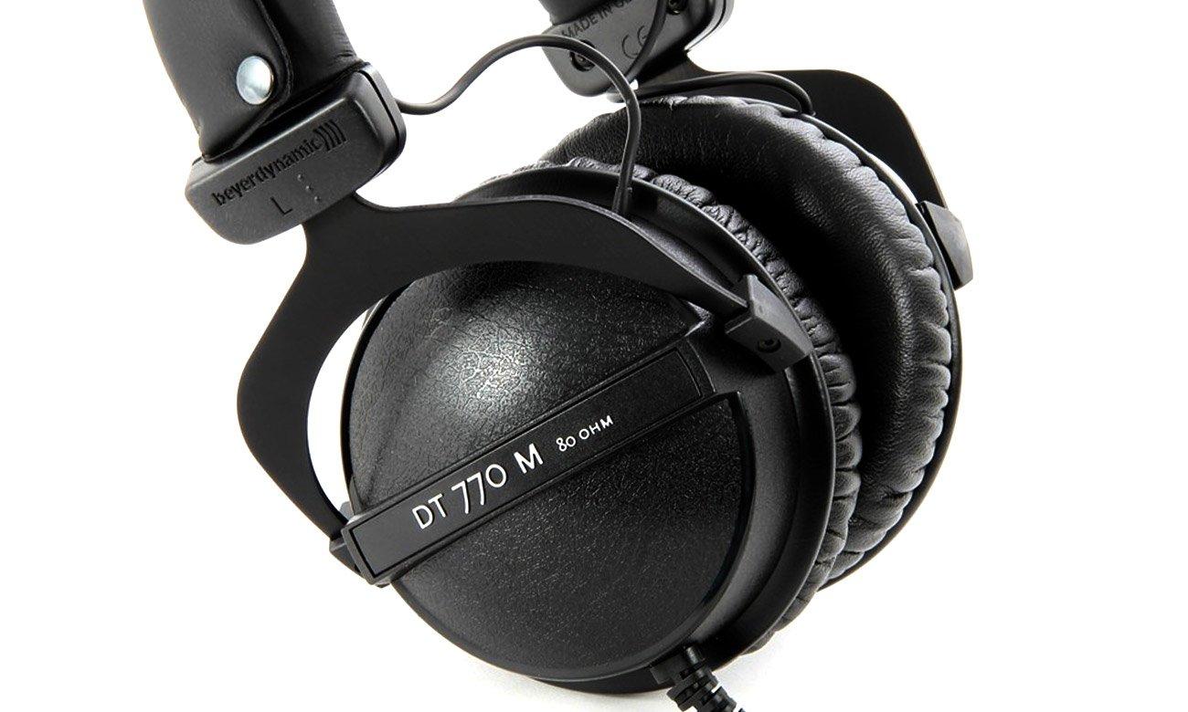 Słuchawki wokółuszne Beyerdynamic DT770M 80Ohm