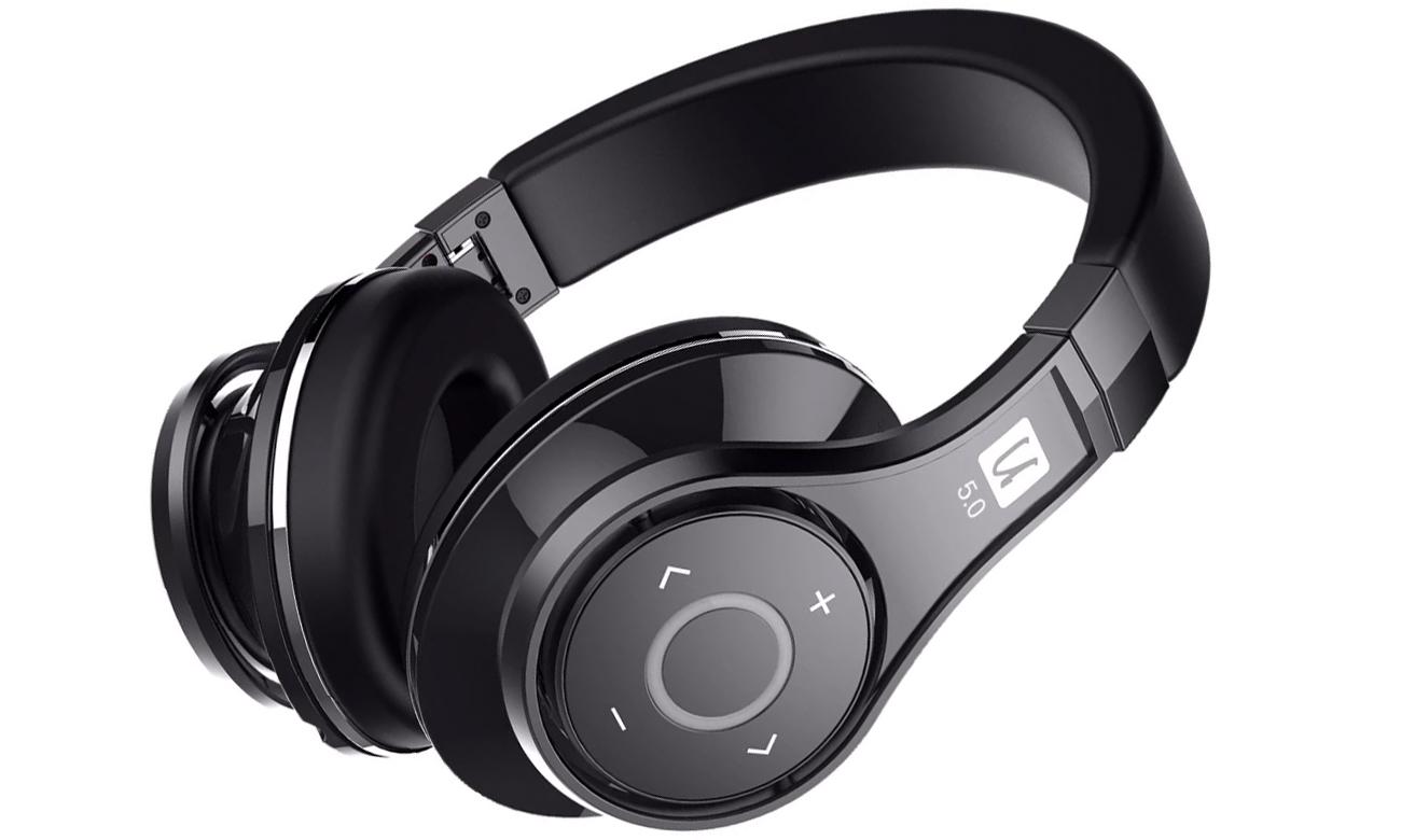 Słuchawki bezprzewodowe Bluedio UFO 2 Bluetooth czarne