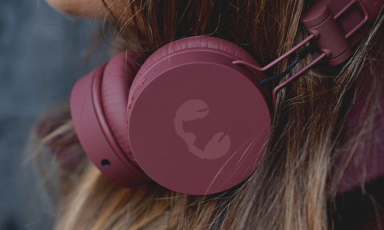 Wydajny akumulator w słuchawkach Fresh n Rebel Caps