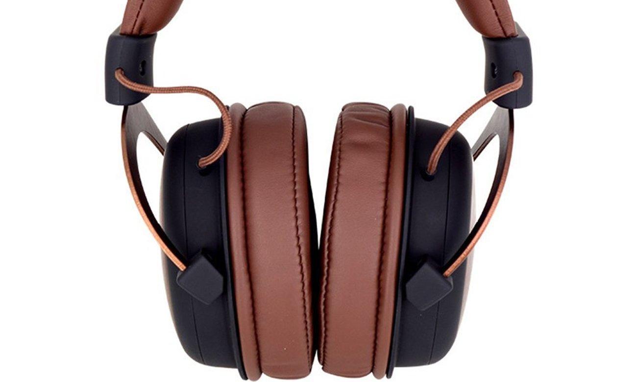 Słuchawki z mocnym podbiciem basu ISK MDH8500