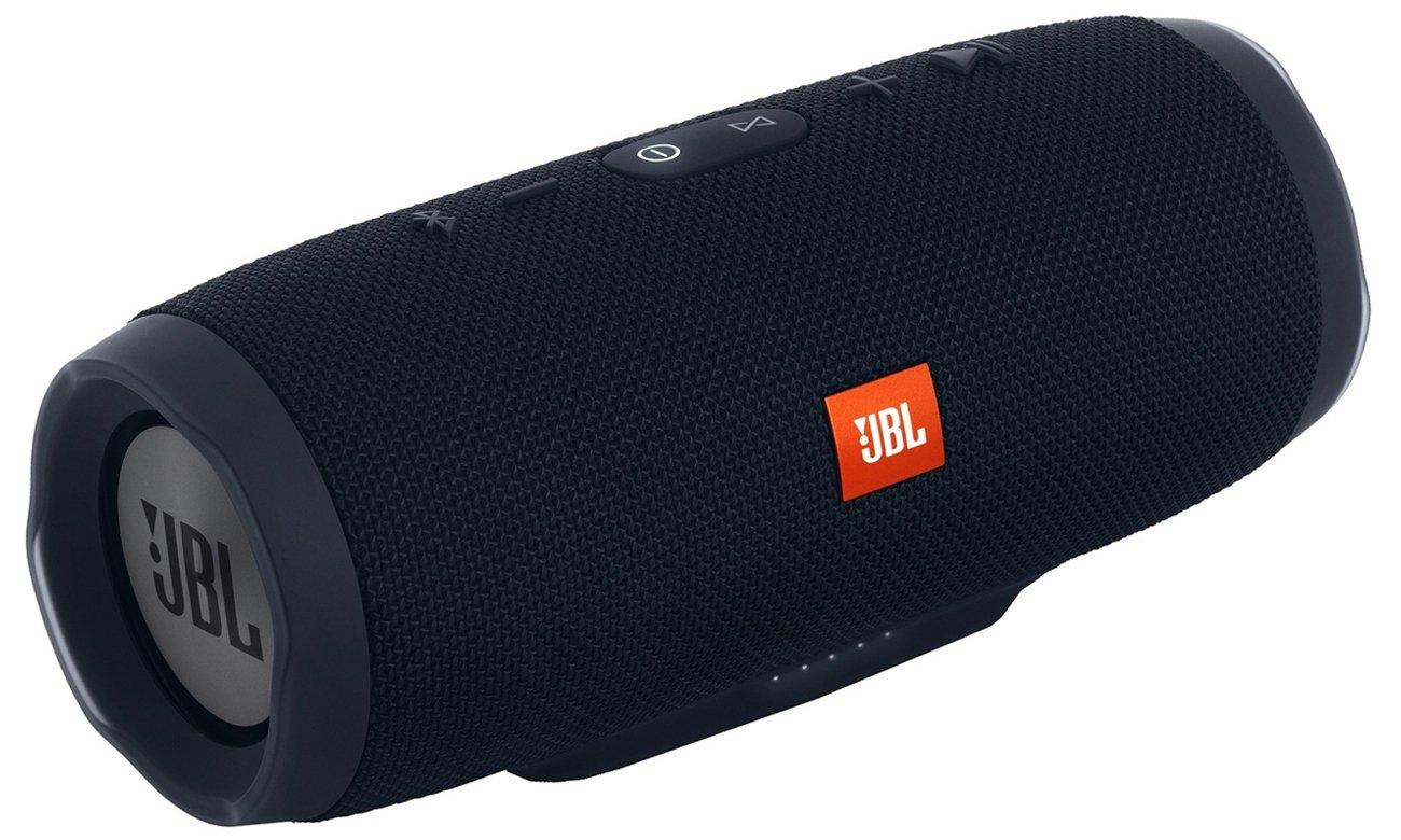 Przenośny głośnik bezprzewodowy JBL CHARGE 3 Stealth Edition czarny
