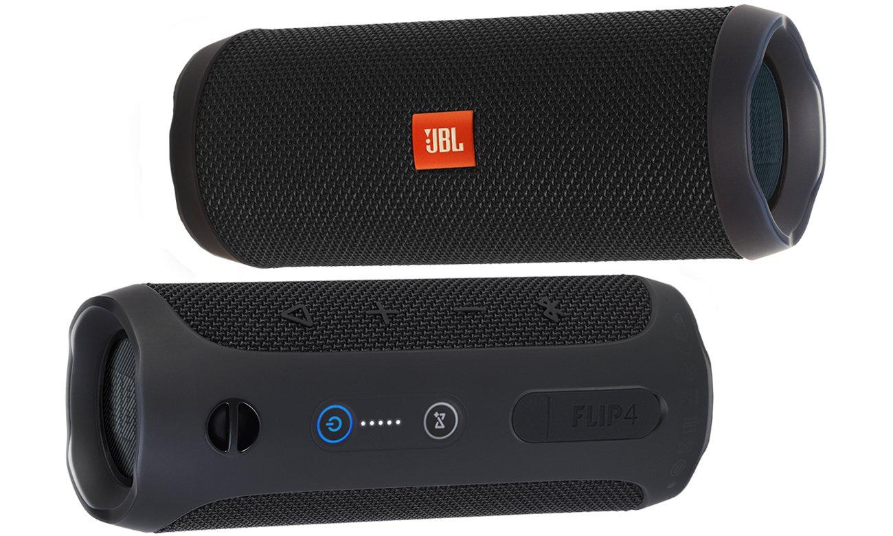 Głośnik bezprzewodowy JBL FLIP 4 Bluetooth czarny