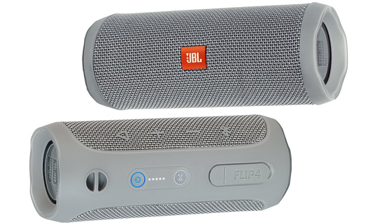 Głośnik bezprzewodowy JBL FLIP 4 Bluetooth szary