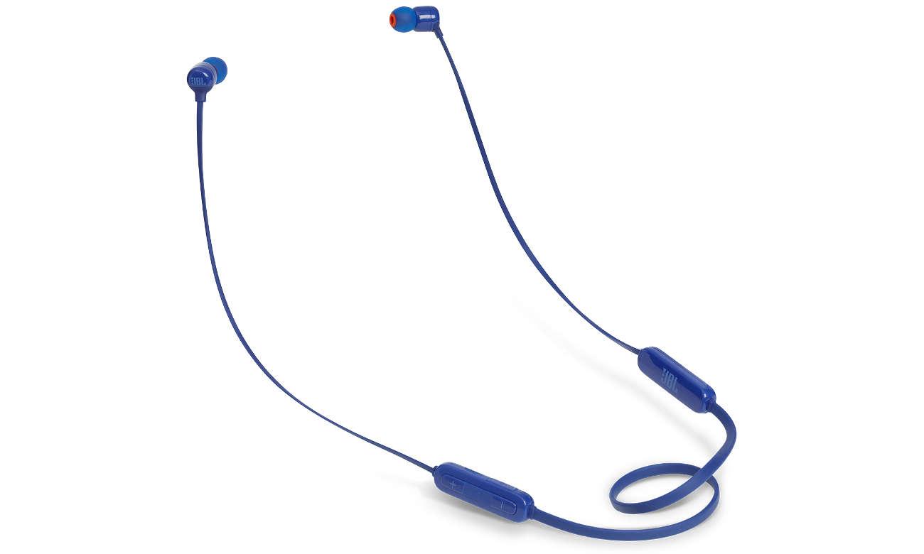 Słuchawki JBL T110 BT idealnie dopasowane