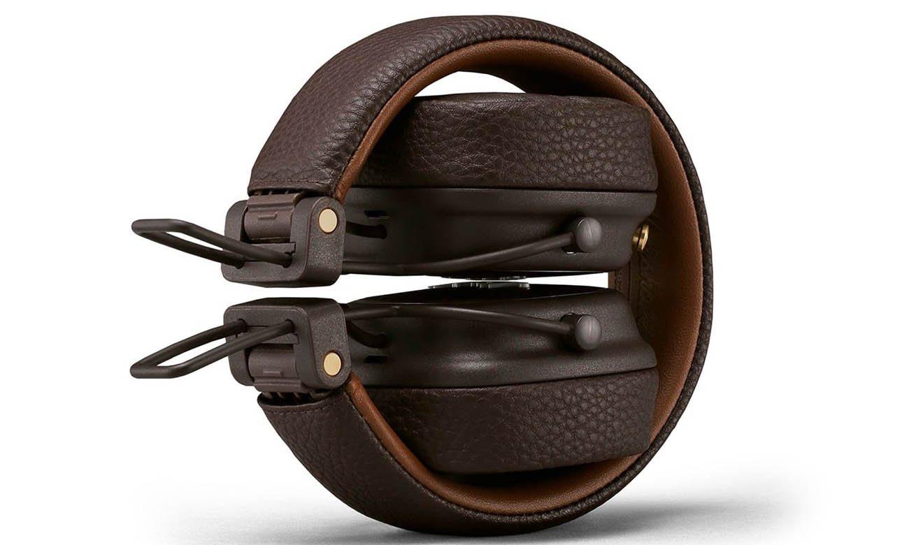 Budowa i wygląd słuchawek Marshall Major III Bluetooth