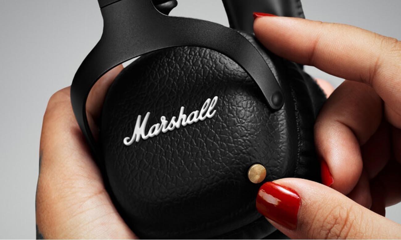 Technologia Bluetooth Marshall Mid czarne